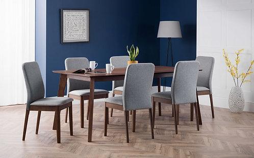 Berkeley Dining Table & 6 Berkley Chairs