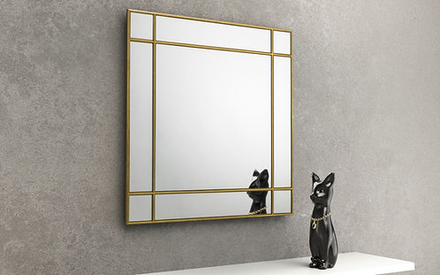 Fortissimo Mirror- Gold