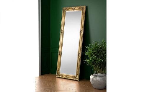Palais Lean to dress mirror- Gold