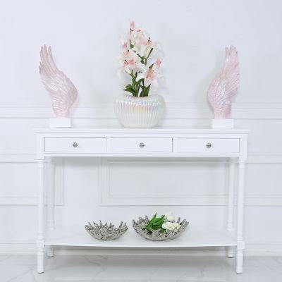 Pink Free Standing Angel Wings-Left and Right
