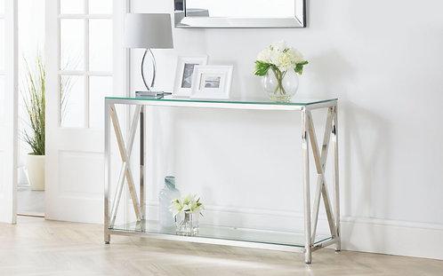 Miami Console Table-Glass