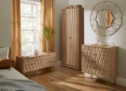 Diamond Bardolino Bedroom Range