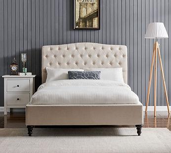 Rosa cream bed frame.jpeg