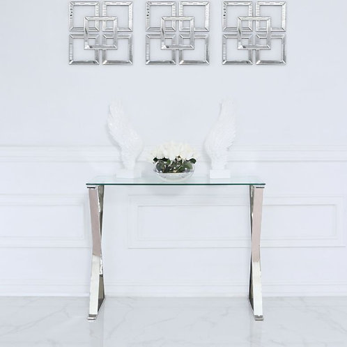 White Free Standing Angel Wings-Left and Right
