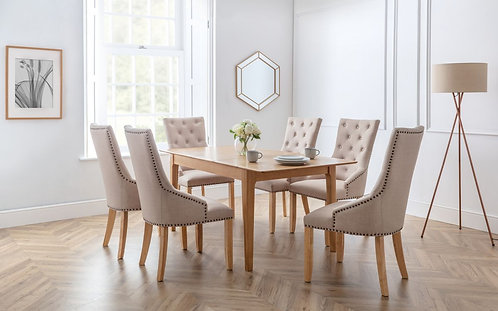 Cotswold Dining Table & Loire Chairs