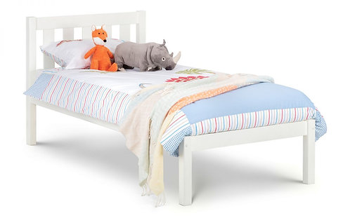 Luna Bed - Surf White