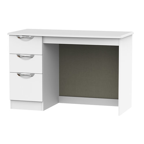 Camden Desk- White Gloss