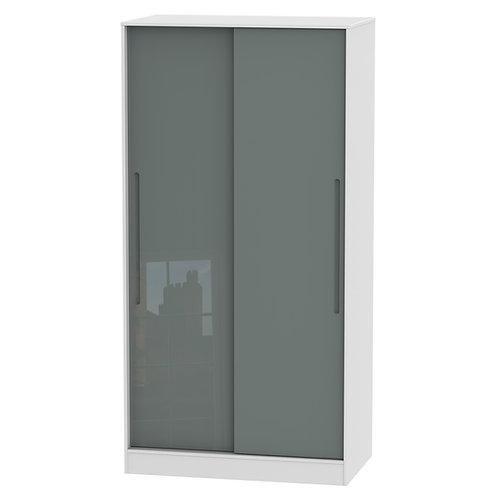 Monaco 2 Door Sliding Wardrobe