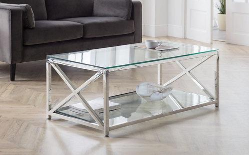 Miami Coffee Table- Glass