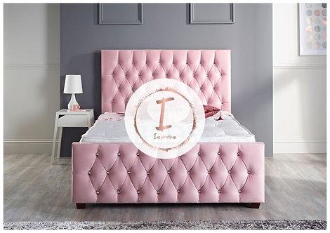 Elizabeth Bespoke Fabric Bed Frame