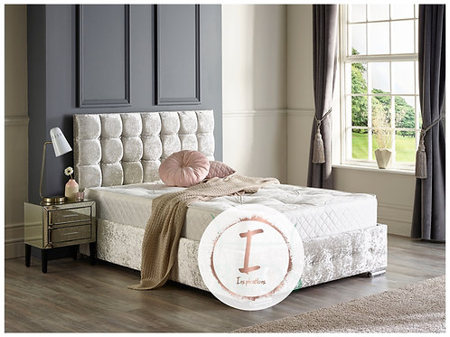 Arianna Bespoke Bed Frame