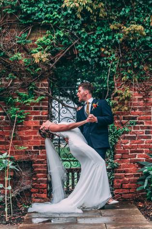 Garden Weddings Tipi Hire, Tipi Wedding Cannon Hall, Rebecca & Marco