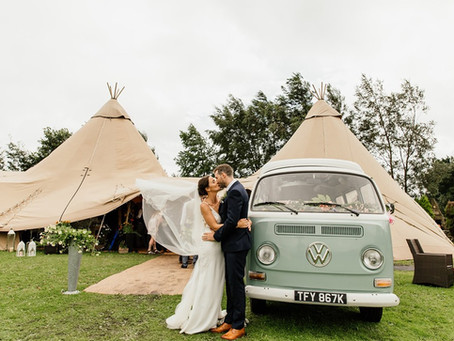 Tips for Planning a Tipi Wedding