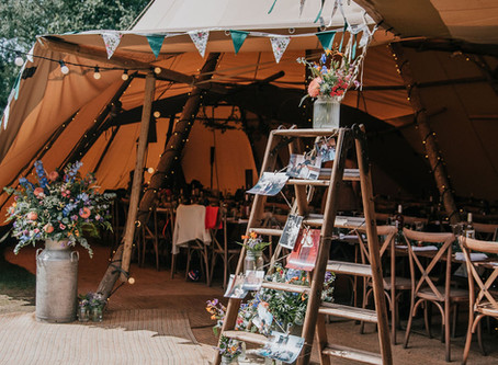 Budgeting for a Tipi Wedding in Yorkshire! How Much Does a Tipi Wedding Cost?