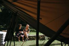 Tipis for weddings - Teepee Tent Wedding