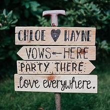 Garden Weddings - Yorkshire Tipi Weddings