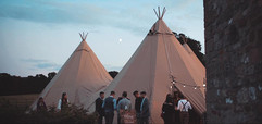 Tipi Hire - Tipi Wedding
