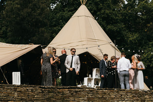 Wedding Teepee - Wedding Tipi