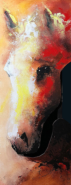 cheval5, korno