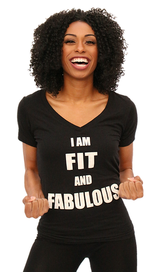 Fit and Fabulous Maddy Owens
