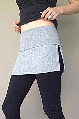 Flirt Skirt by BellyBiz