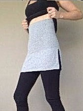 Flirt kirt by BellyBiz Shapewear
