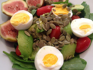 FIG & EGG SALAD