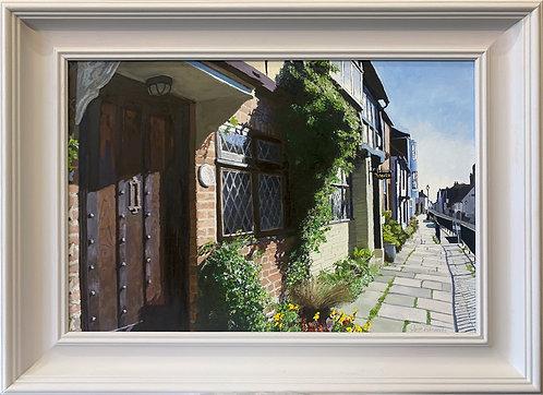 """Landscape All Saints Street No. 1 - 22 x 16"""""""