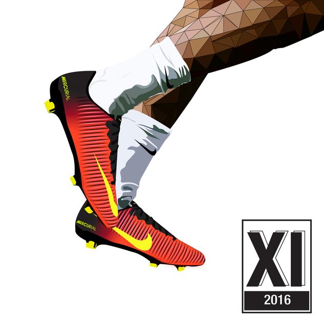 Mercurial Vapor XI 2016.