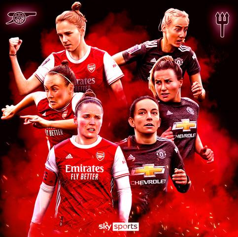 Sky Sports / WSL Matchday Promo