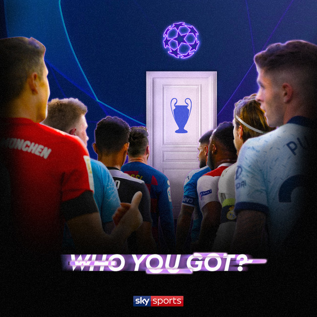 Sky Sports / Champions League