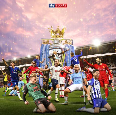 Sky Sports / Premier League Returns