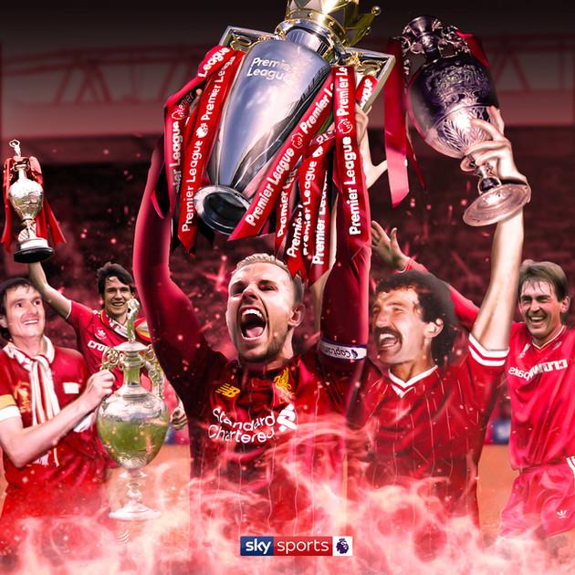 Sky Sports / Liverpool Legends