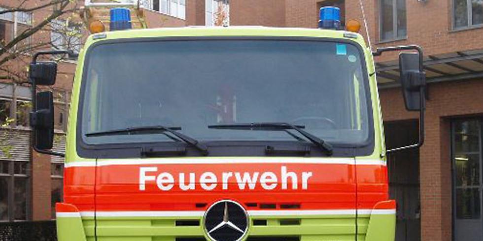Abgesagt: Feuerwehr Hauptübung
