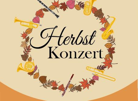 Einladung zum Herbstkonzert