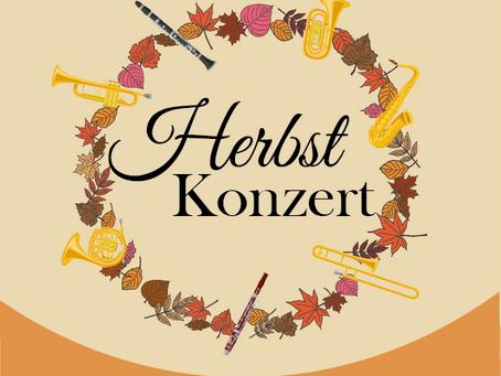 Abgesagt: Einladung zum Herbstkonzert