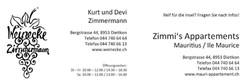 Weinhandlung Zimmermann