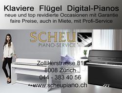 Scheu Piano