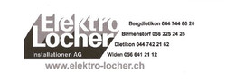 Elektro Locher