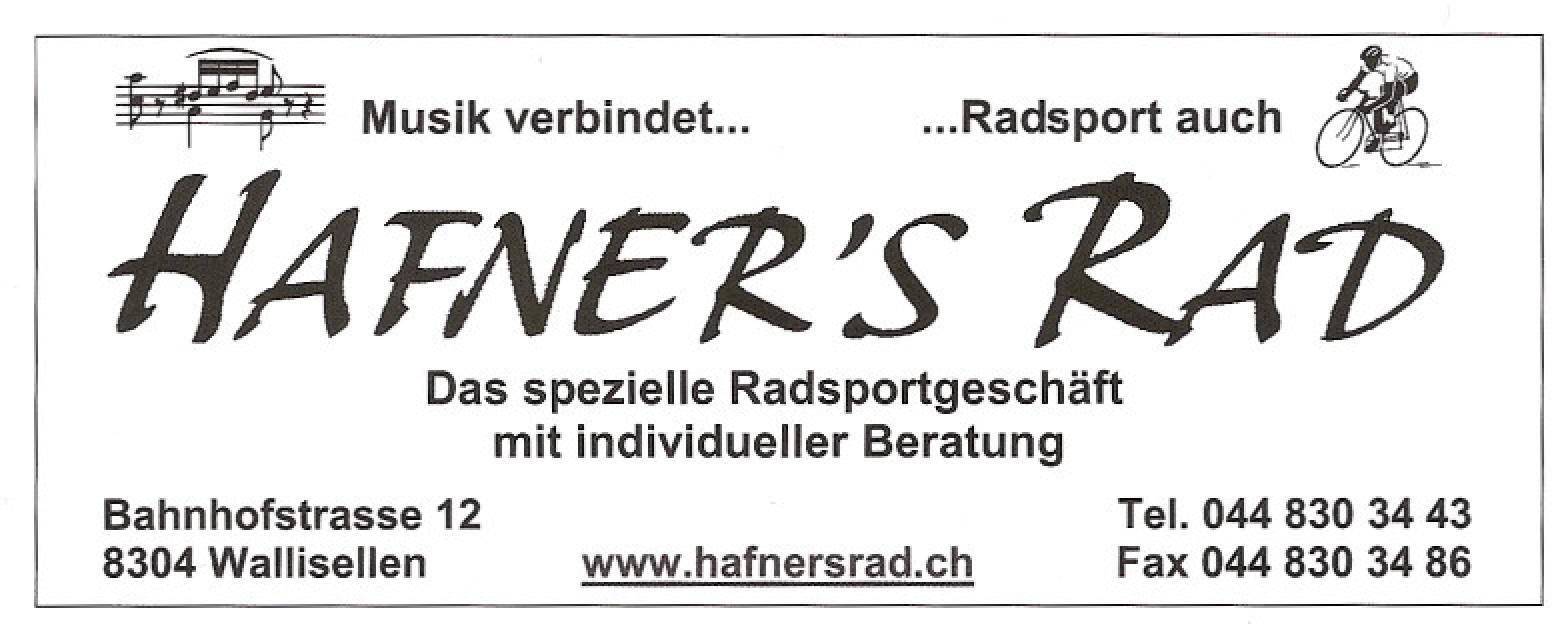 Hafner's Rad