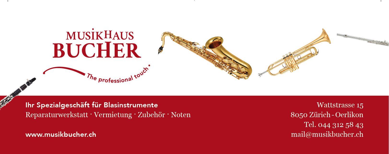 Musikhaus Bucher
