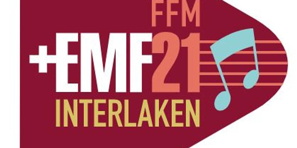 Abgesagt: Eidgenössisches Musikfest 2021