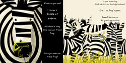 A Dazzle of Zebra!