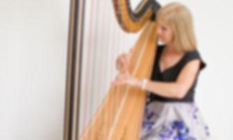 Audrey Douglas Harpist