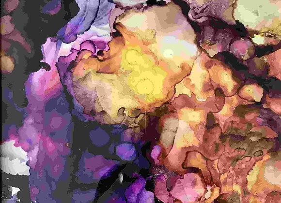 Hydrangeas print (Design 3) - PRINT