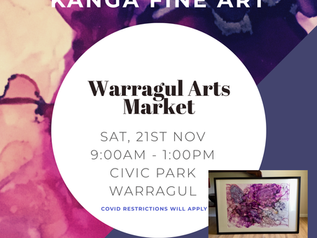 Did you hear - Art markets are back