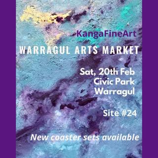 Warragul Arts Market - 20th Feb 2021