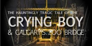 Haunted Calgary Zoo Bridge