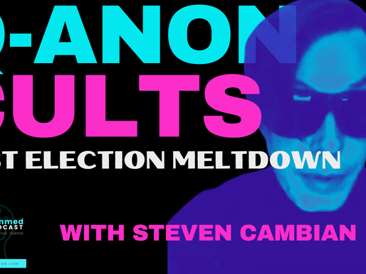 17th Letter Of Alphabet-Cult Meltdown with Truthseekers Steven Cambian