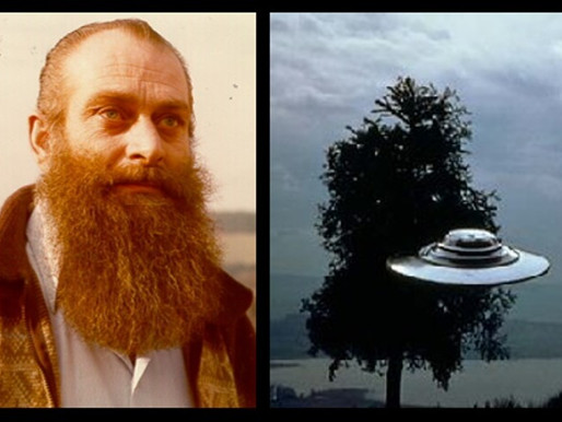 UFO Sex Cults: How Kal Korff went undercover To Expose The Billy Meier Cult